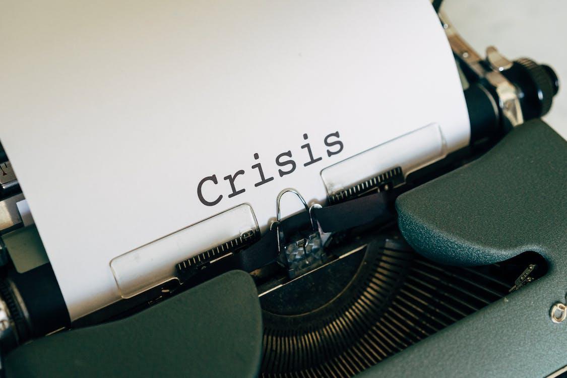 斷捨離 危機
