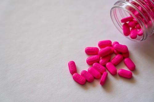 Photos gratuites de analgésiques, antibiotique, aspirine, cachets