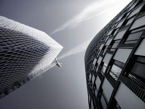 Základová fotografie zdarma na téma architektura, budovy, futuristický, kancelář
