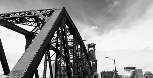 Gratis lagerfoto af arkitektur, bro, byggeri, bygninger