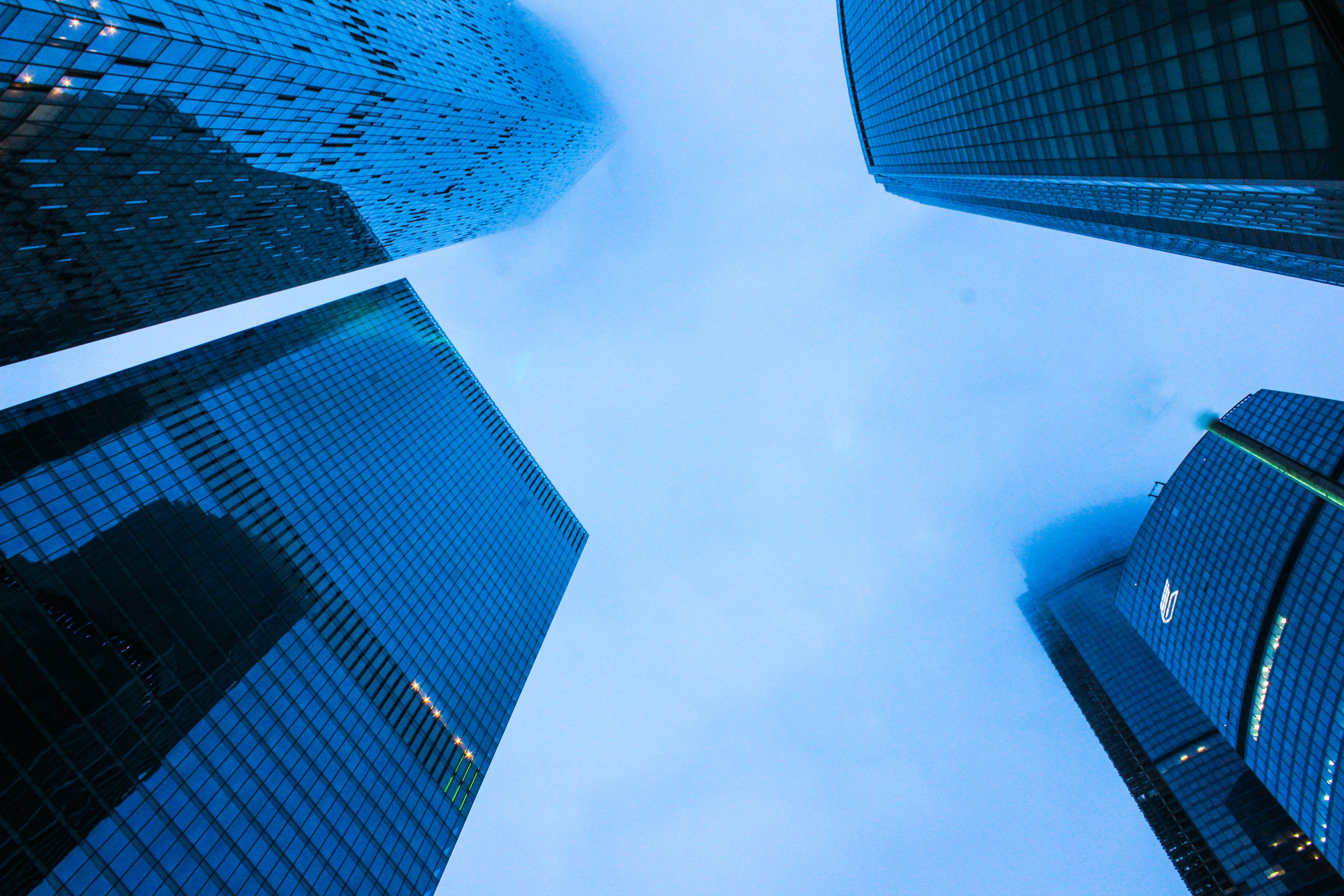 Foto d'estoc gratuïta de alt, arquitectura, cel, construcció