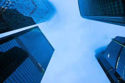 Free stock photo of sky, skyline, buildings, construction