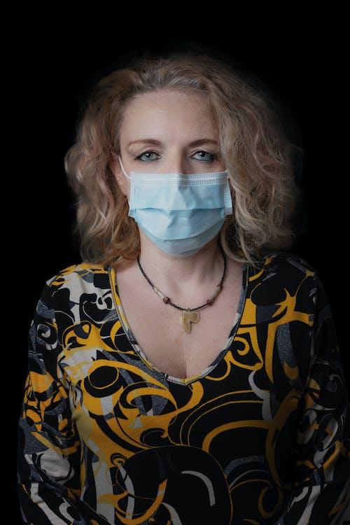 Ingyenes stockfotó álló kép, arc, arc maszk, betegség témában
