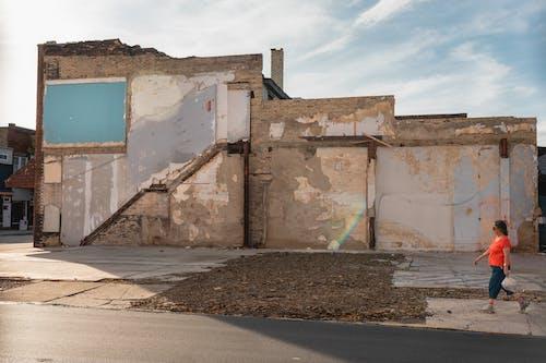 Free stock photo of broken building, building, desolate