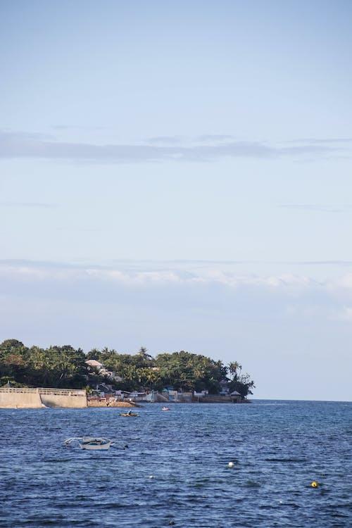Free stock photo of beach, blue, chill