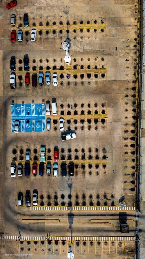 Immagine gratuita di carro, coche estacionado, dji