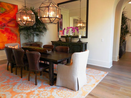 Free stock photo of bruce clark, chandelier, coral crest