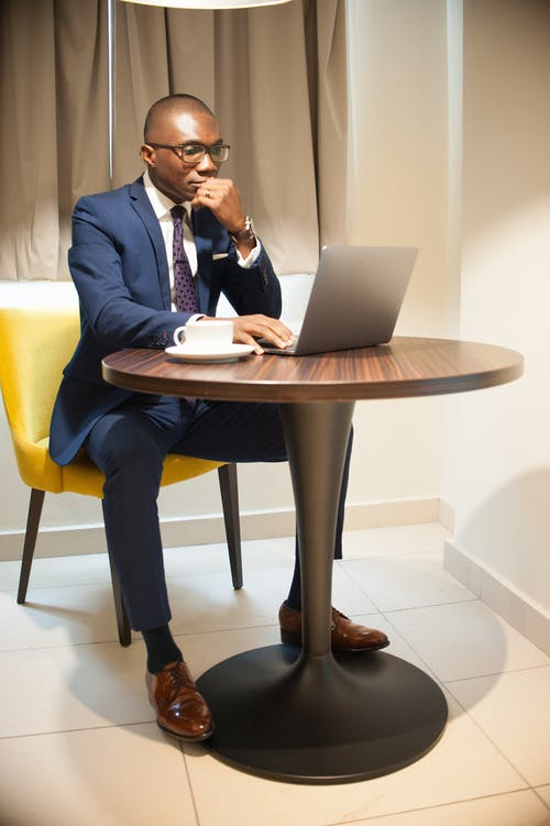 Free stock photo of business, business attire, business man