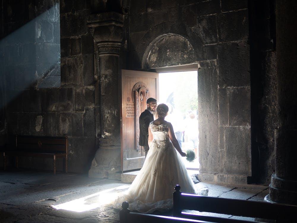 Newly Wedding Couple