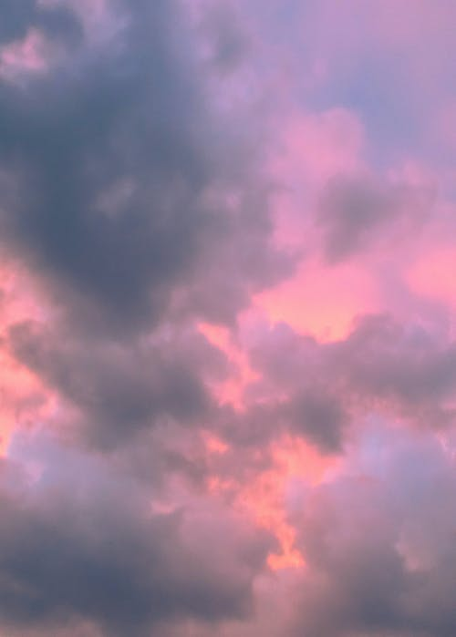 Free stock photo of #clouds, #colorful, #colors, #mood