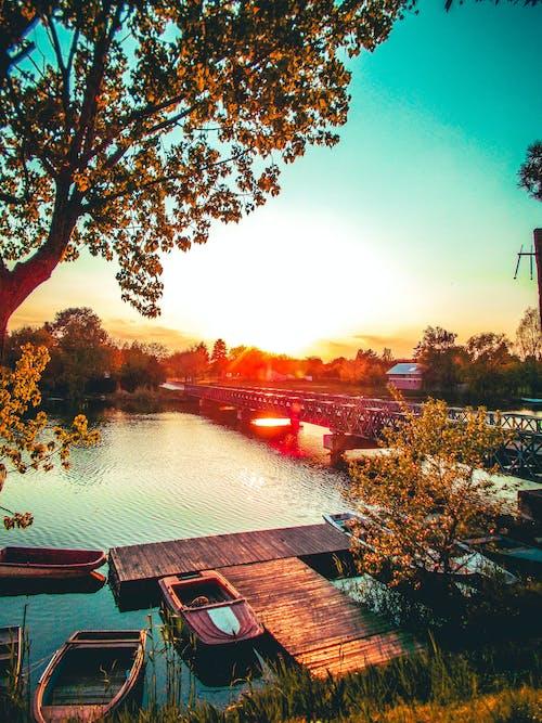 Free stock photo of #boat, #boats, #bridge, #bridges