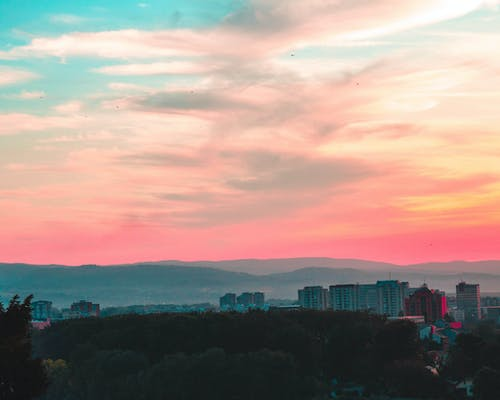 Free stock photo of #aperture, #beautiful, #city, #color
