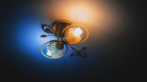 Darmowe zdjęcie z galerii z jasny, lampa, lekki, noc