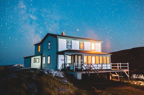 Foto profissional grátis de ao ar livre, arquitetura, casa, casa da família