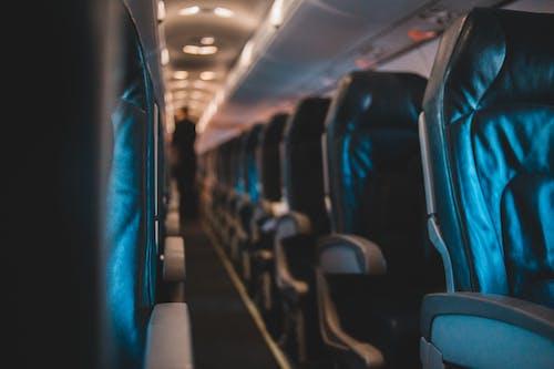 交通系統, 室內, 座位 的 免費圖庫相片