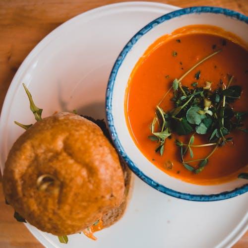 Fotos de stock gratuitas de almuerzo, apetitoso, arreglo, bol