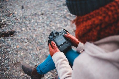 Imagine de stoc gratuită din afișaj, agrement, aparat de fotografiat, aparat foto
