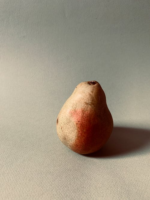 Ripe Pear on Table