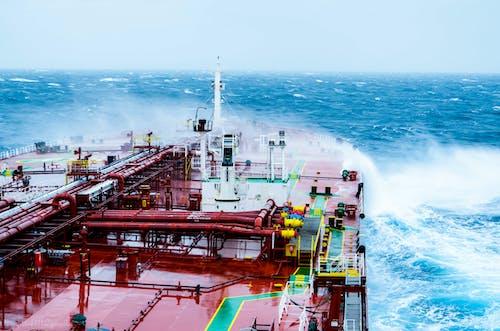 Immagine gratuita di acqua, mare, moto d'acqua, nave