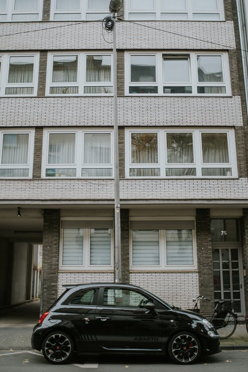 Kostnadsfri bild av abarth, bil, bil-, byggnad