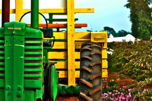 Free stock photo of colorful, country, farm, farming