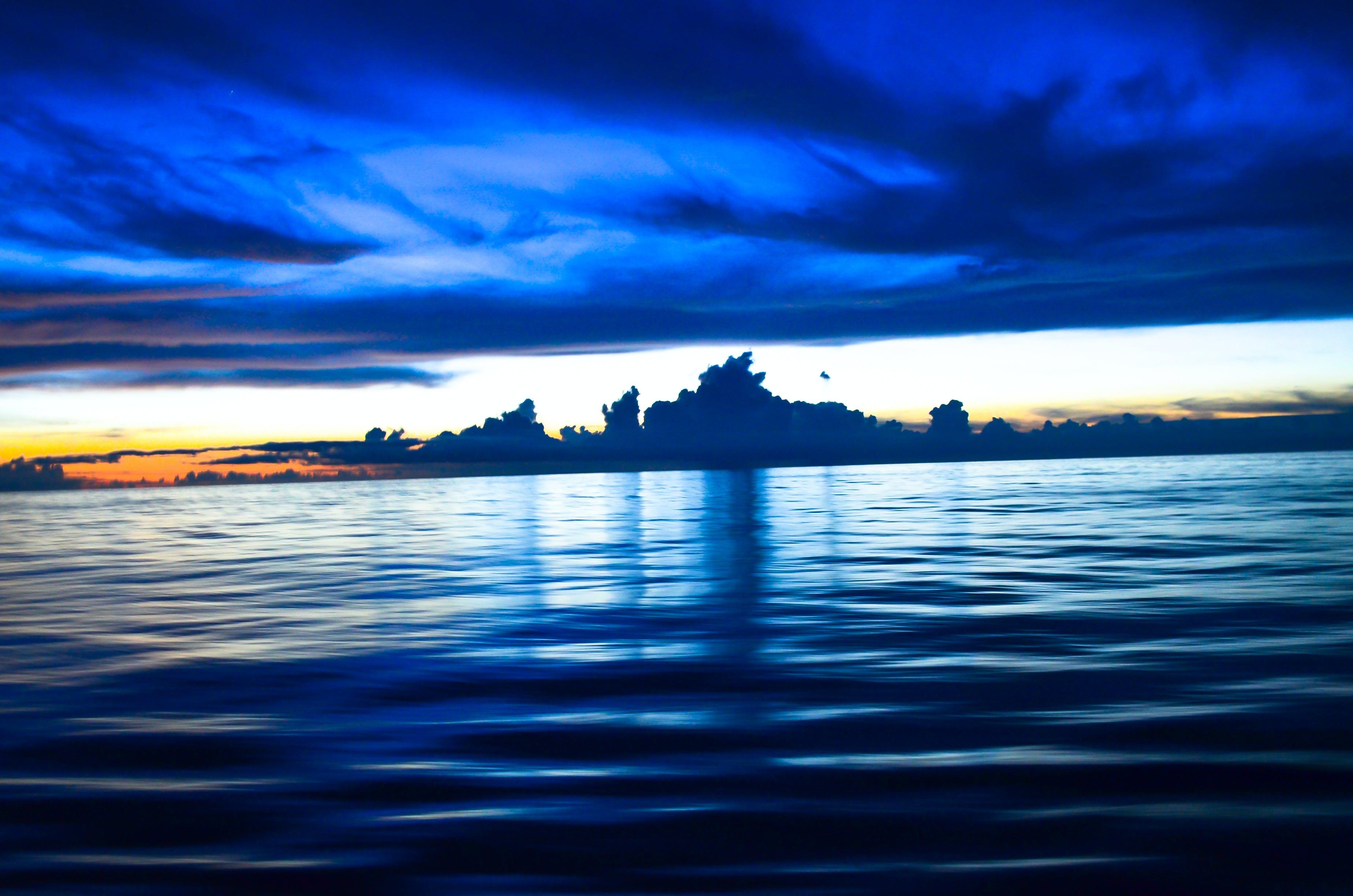 Free stock photo of mid sea