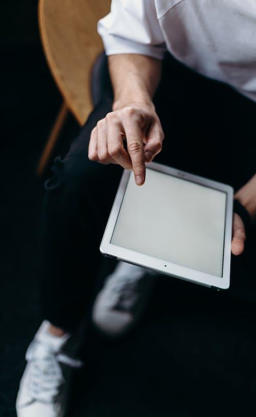 iPad, インターネット, エレクトロニクス, ガジェットの無料の写真素材