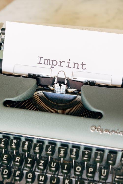 Immagine gratuita di articolo, attrezzatura, autore, blog