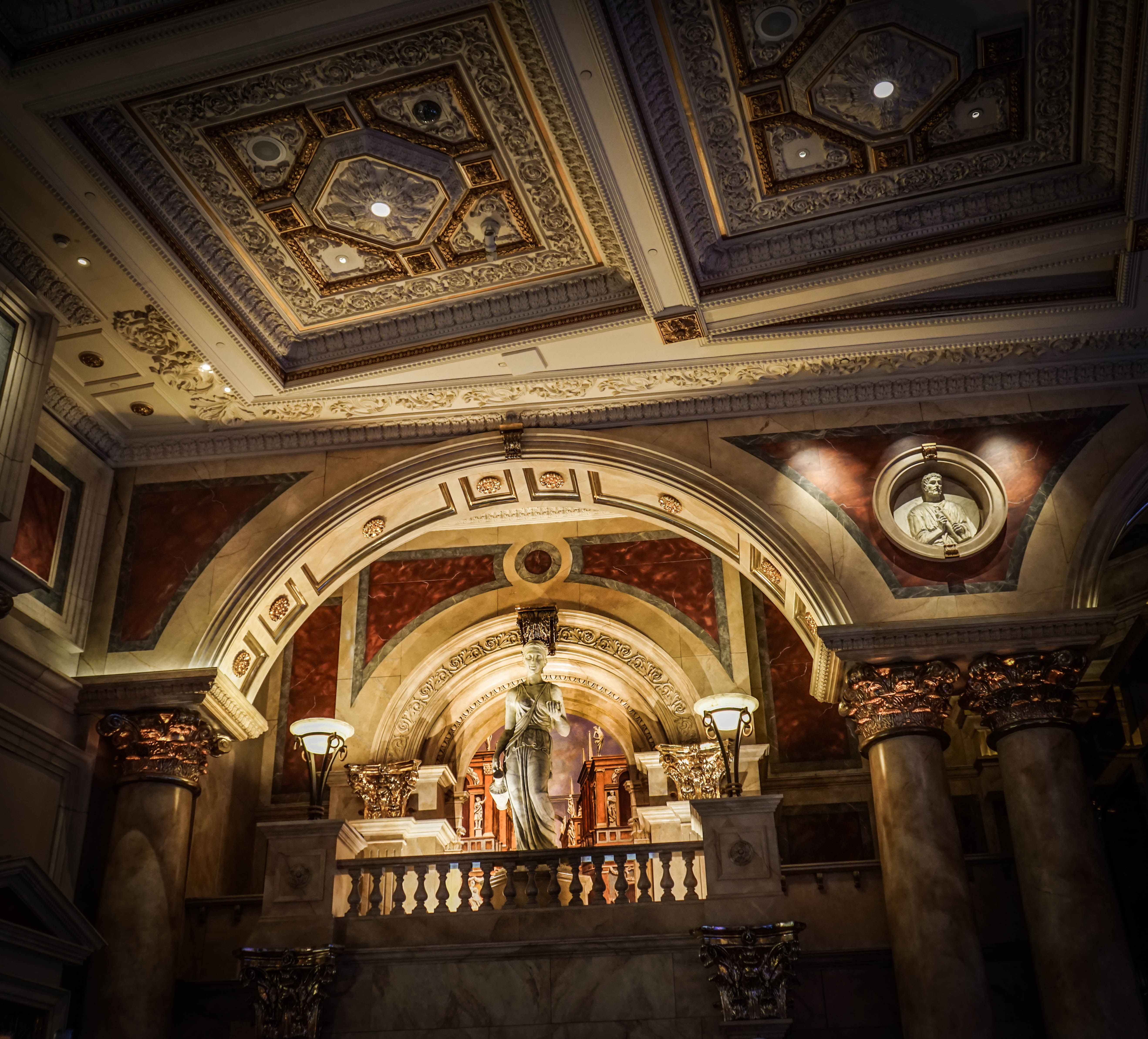 Free stock photo of hotel, casino, architecture, colorful