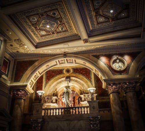 Foto d'estoc gratuïta de adornat, arquitectura, atracció, casino