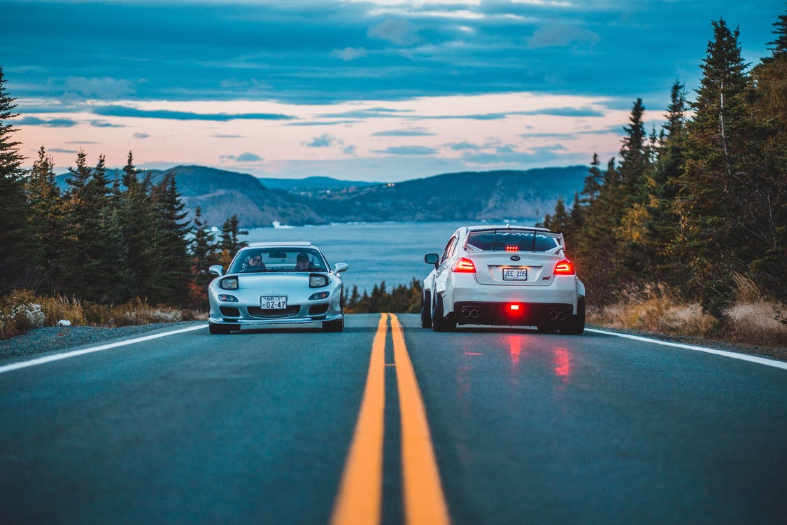 Photo Of Cars On Road