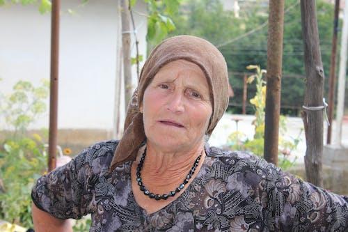 Free stock photo of grandma, хора, човек