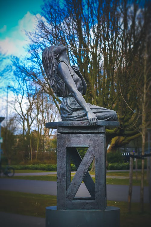 Free stock photo of art, bronze, nature, park