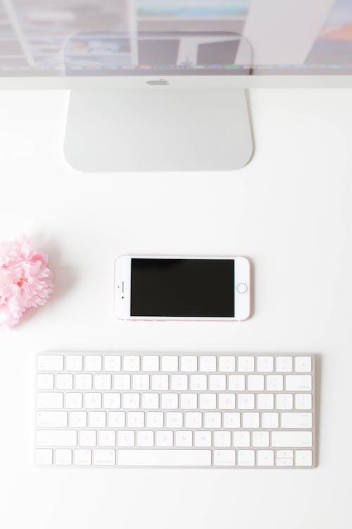 Gratis stockfoto met apple, apple computer, blogger, bureaublad