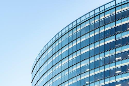 Multi-storey Glass Building