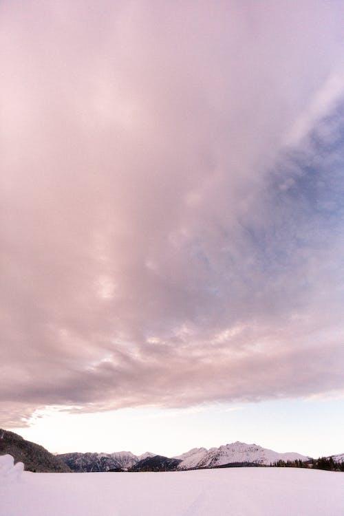 Imagine de stoc gratuită din amurg, cer cu nori, formațiune noroasă