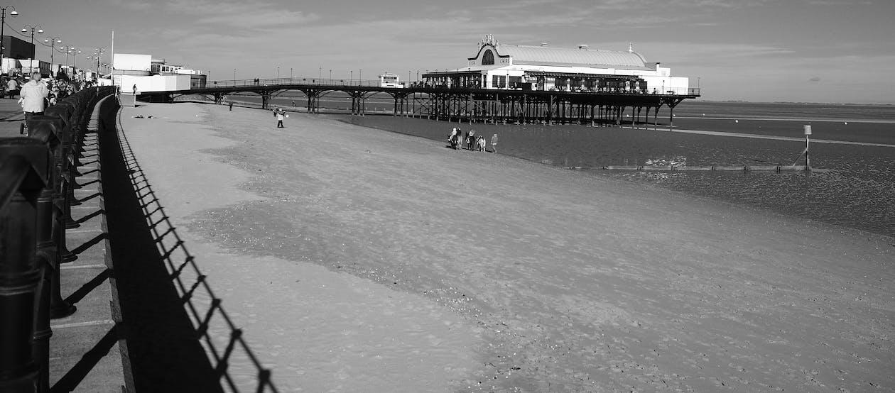 Free stock photo of beach, cleethorpes, sand