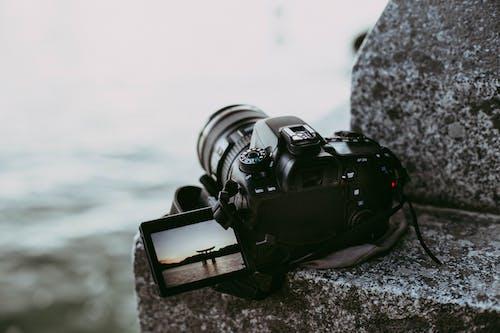 Kostenloses Stock Foto zu analogon, ausrüstung, canon