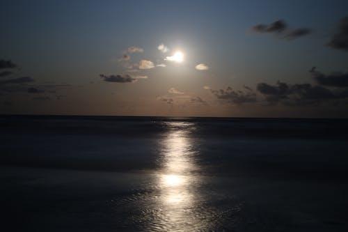 Kostenloses Stock Foto zu abendsonne, bin mehr, strand