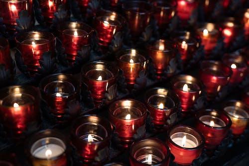 Photos gratuites de beau, bougies, bougies allumées