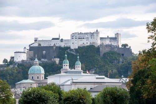 オーストリア, ザルツブルク, ホーエンザルツブルクの無料の写真素材