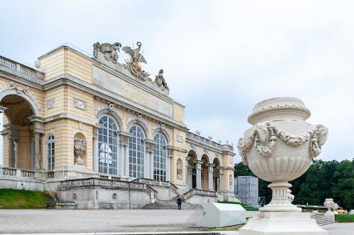 schönrunn, ウィーン, オーストリア, グロリエットの無料の写真素材