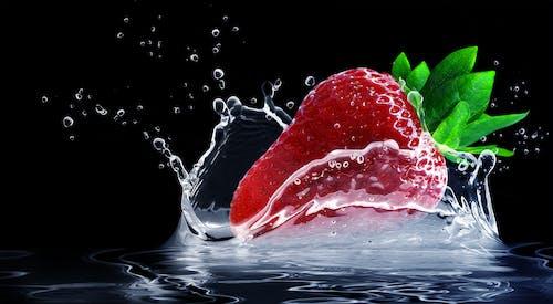 Fotos de stock gratuitas de agua, chapotear, concentrarse, efecto desenfocado