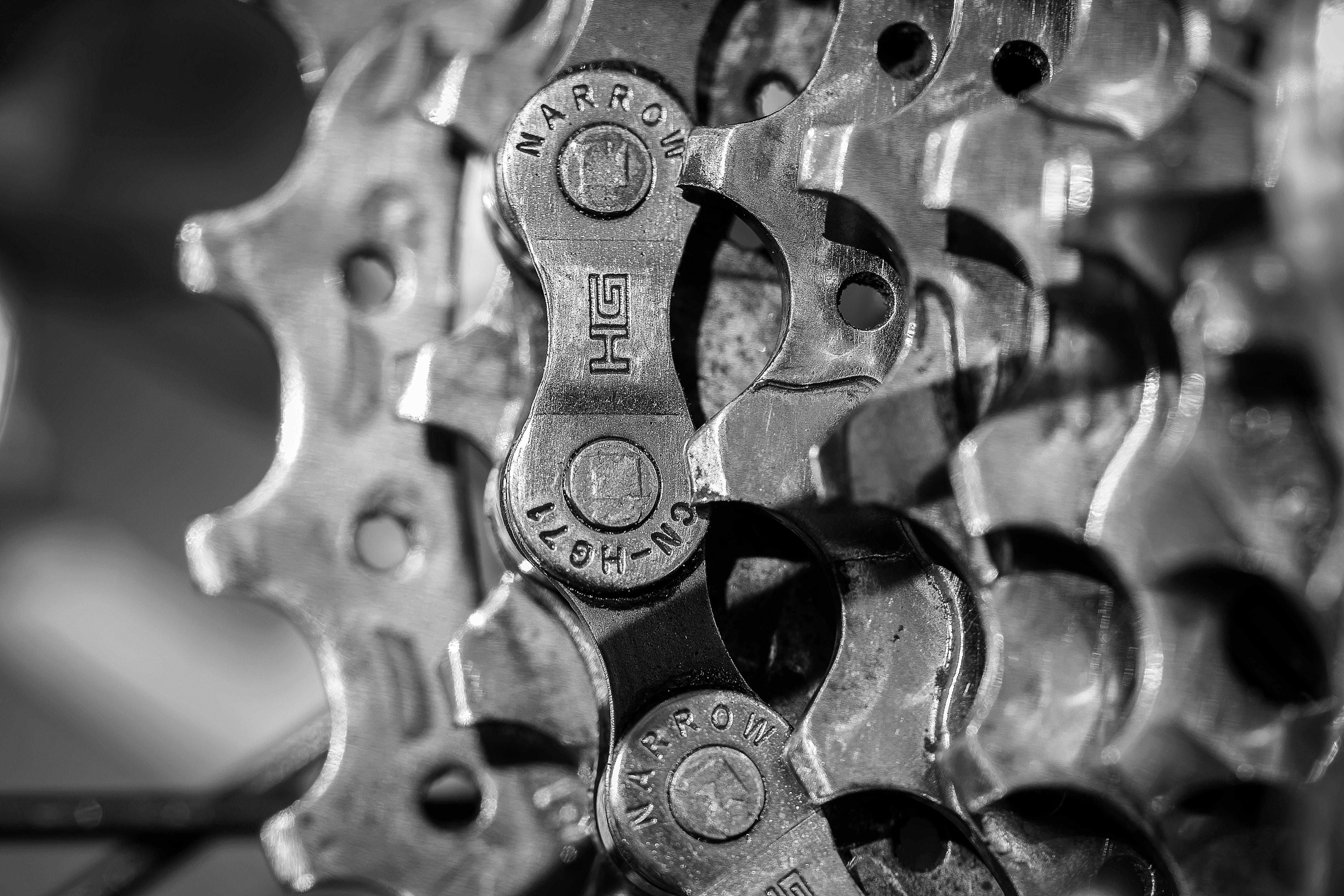 Free stock photo of metal, bicycle, chain, gear