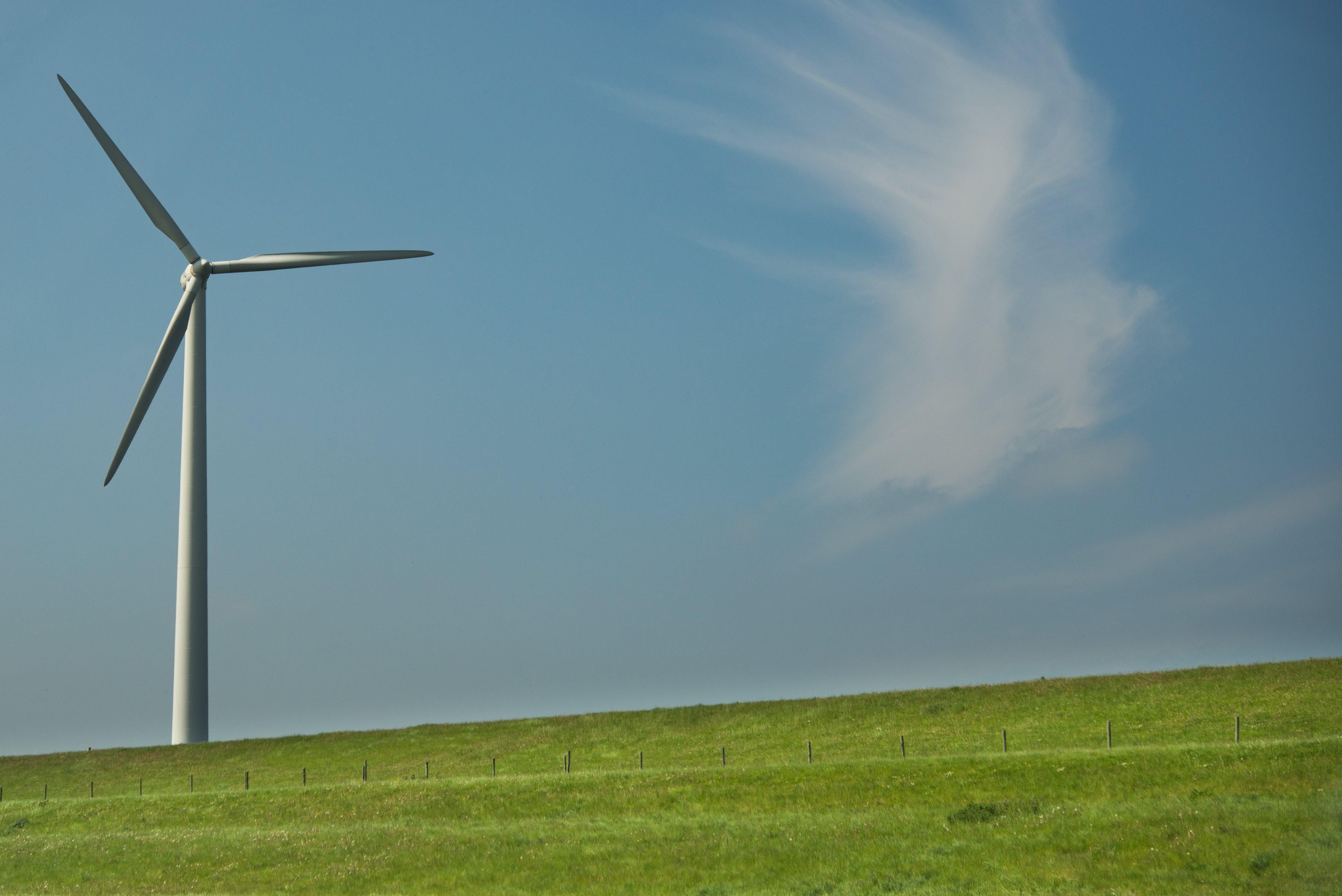 aerogenerador, alternativa, ambiental