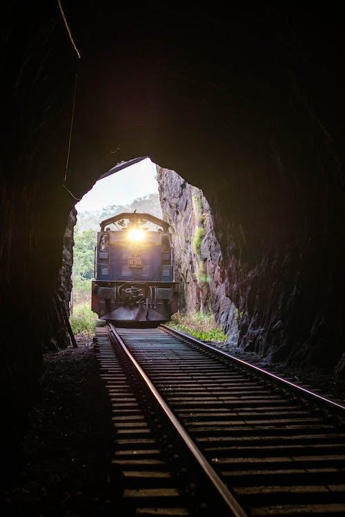 Photos gratuites de architecture, chemin de fer, entraîner