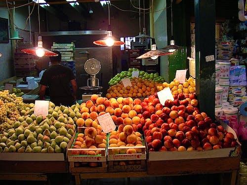 Free stock photo of chelsea market, farmers market, market square