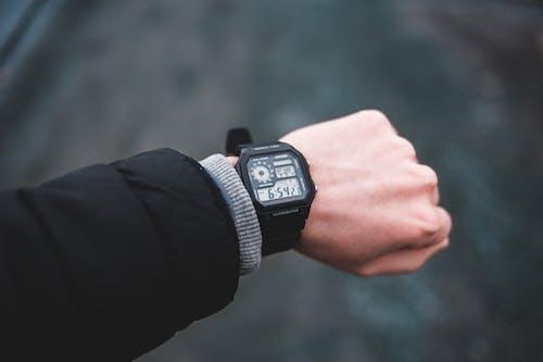 Základová fotografie zdarma na téma čas, digitální, hodinky