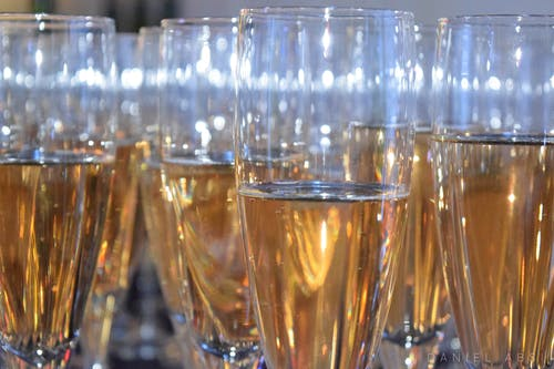 Free stock photo of after party, alcoholic drink, champagne, champagne glass