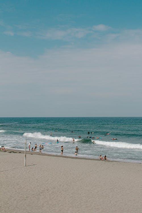 People on Beach